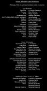 Créditos doblaje Phineas y Ferb, la película Candace contra el universo