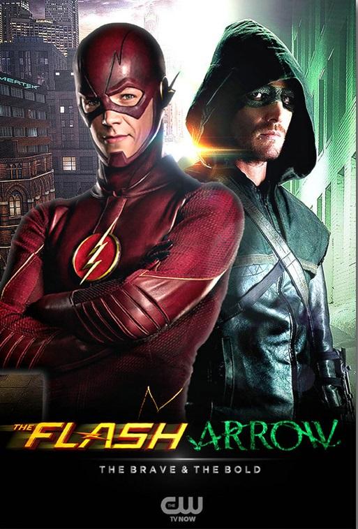 Flash vs. Flecha