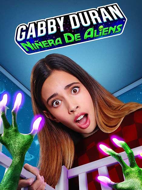 Gabby Duran: Niñera de aliens