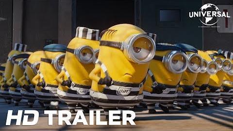 Mi Villano Favorito 3 Trailer Oficial 3 (Universal Pictures) HD