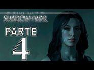 Middle-Earth- Shadow of War - Gameplay en Español latino - Parte 4 - No Comentado (PC Ultra)