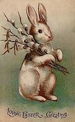 220px-Easter Bunny Postcard 1907.jpg