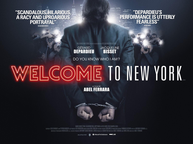 Bienvenido a Nueva York