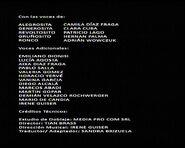 Créditos de doblaje de Ositos Cariñositos El festival de los regalos (TV) (DJ)
