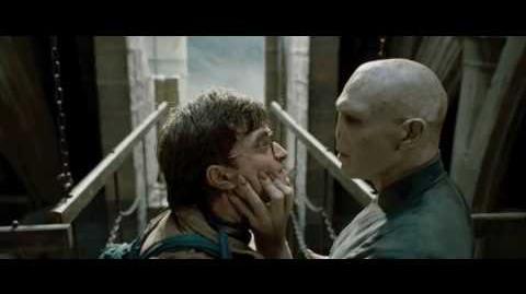 Harry Potter y las Reliquias de la Muerte Trailer oficial parte 1 y 2 ( Español Latino )