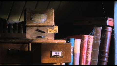 Las Crónicas de Spiderwick - Trailer