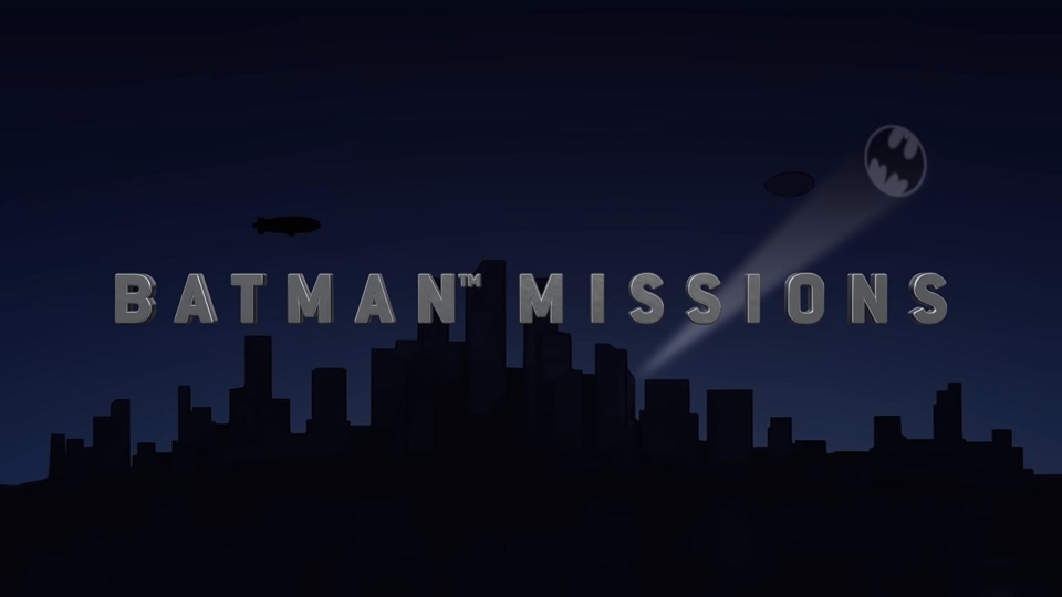 Batman Missions