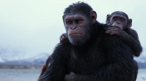 El Planeta de los Simios- La Guerra - Trailer 4 doblado - Próximamente - Solo en cines