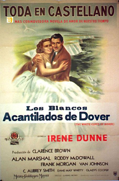 Los blancos acantilados de Dover