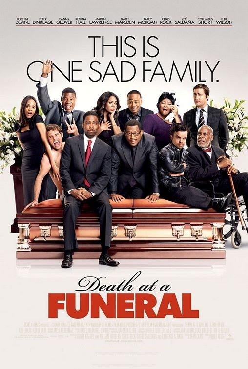 Muerte en el funeral