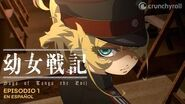 Saga of Tanya the Evil l Episodio 1 EN ESPAÑOL