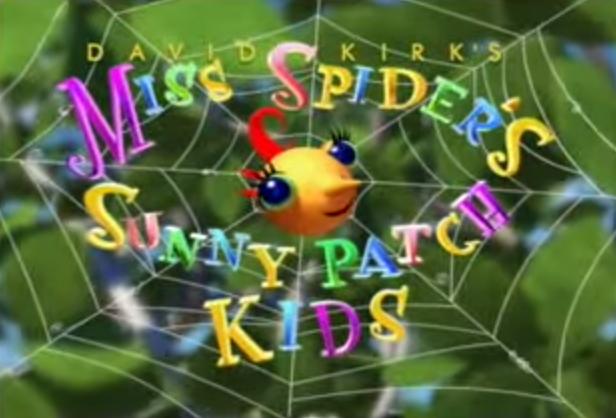 Las aventuras de Miss Spider: La película