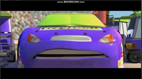 Cars 2006 Teaser Trailer Español Latino