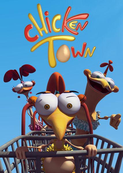 Ciudad de pollos