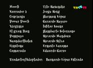 Créditos de doblaje de El loco mundo de Tex Avery (TV) (TaTeTi) (3)