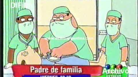 """DiFilm - Promo """"Futurama"""" y """"Padre de familia"""" (2000)"""