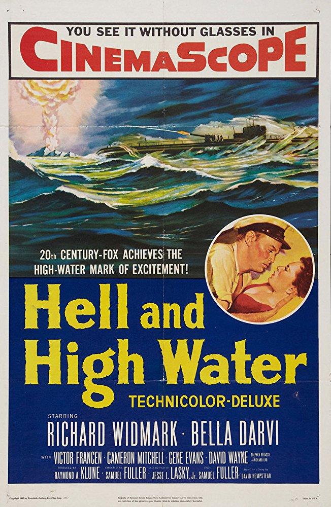 El diablo de las aguas turbias
