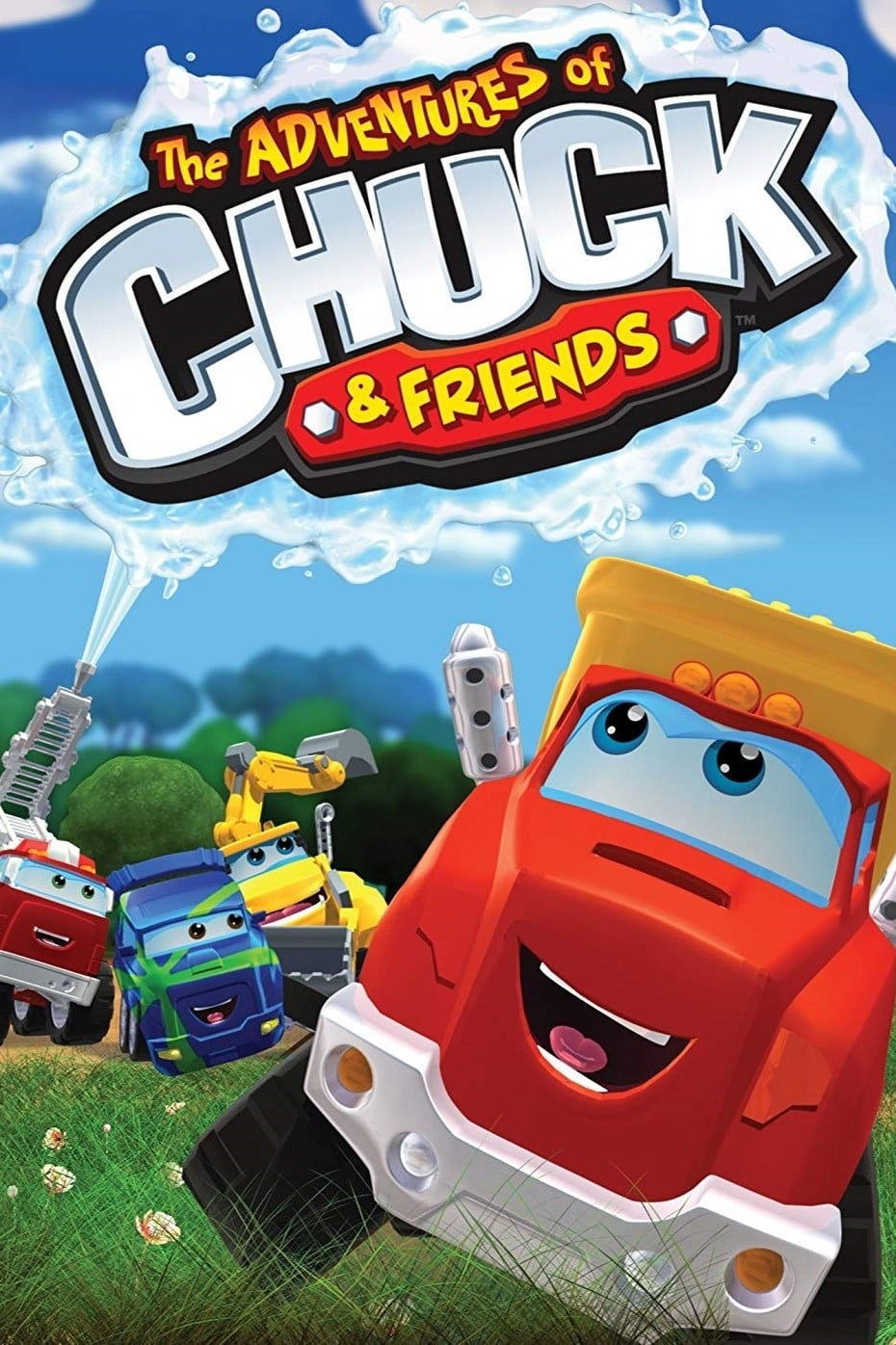Las aventuras de Chuck y sus amigos