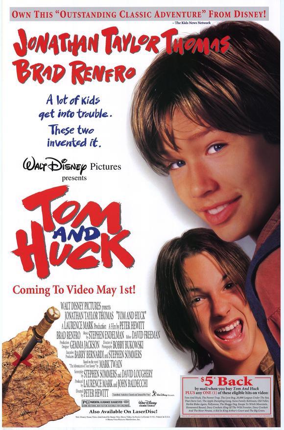 Las aventuras de Tom y Huck