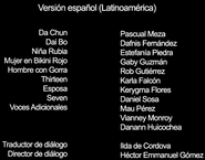 ScissorSeven Credits(ep. 8)