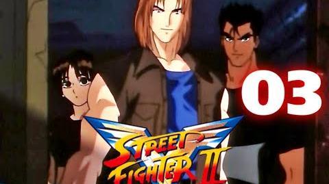 Street Fighter II V - CAP.03. Duelo en Hong Kong