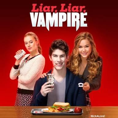 Un vampiro mentiroso