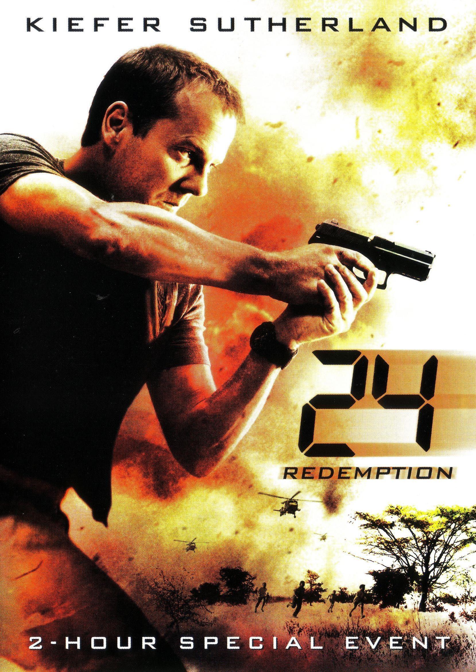 24: Redención