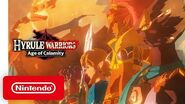 Hyrule Warriors- Age of Calamity - Trailer de anuncio - Nintendo Switch (Español Latino)