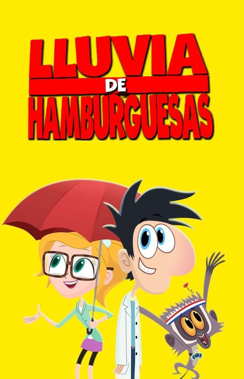 Lluvia de hamburguesas: La serie
