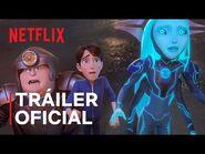Trollhunters- El despertar de los titanes - Guillermo del Toro - Tráiler oficial - Netflix