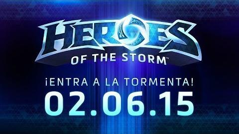 Anunciando fechas de la Beta Abierta y Lanzamiento de Heroes of the Storm