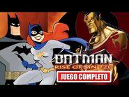 BATMAN RISE OF SIN TZU Juego Completo en ESPAÑOL LATINO - Longplay PS2 -1080p Remasterizado-