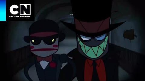Desafío Black Hat I TMTV Noches de Miedo Cartoon Network