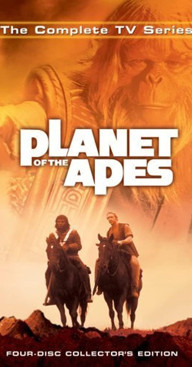 El planeta de los simios (serie de TV)