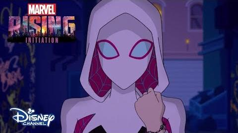 Historias que se Cuentan Marvel Rising Initiaton 5