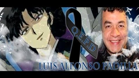 Homenaje al actor de doblaje- Luis Alfonso Padilla