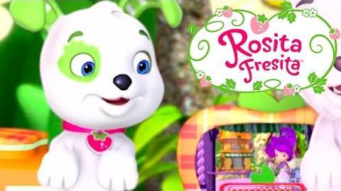 Rosita Fresita ★🍓 Patas Nunca Se Detienen🍓★ Aventuras en Tutti Frutti Video para niños en español