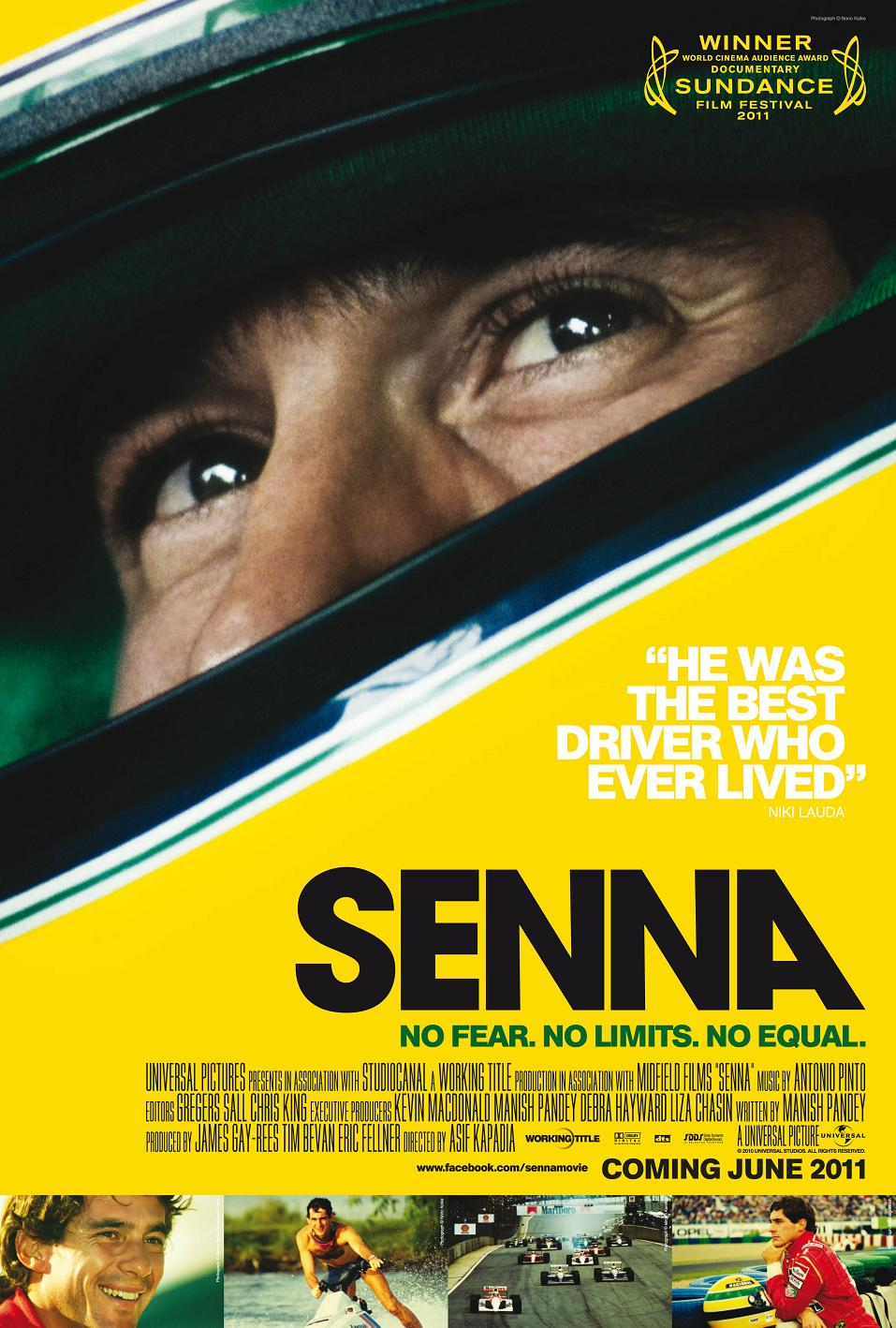 Senna: Leyenda del volante