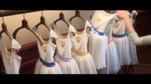 Bailarina Tercer tráiler oficial con las voces de Mía y Nina Rubín Legarreta y Andrea Legarreta