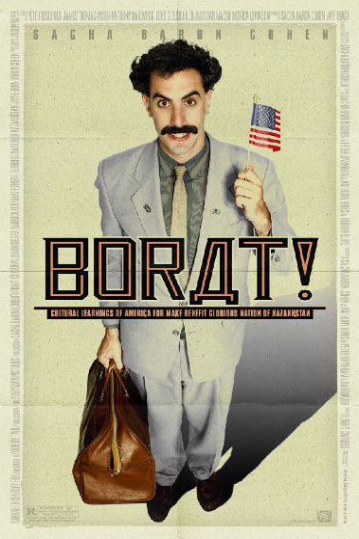 Borat: El segundo mejor reportero del glorioso país de Kazajistán viaja a América