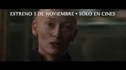 Doctor Strange- Hechicero Supremo - TV Spot 2 Español Latino