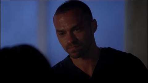 Grey's Anatomy - Jackson y April EXPLOSION DEL AUTOBUS (Español Latino)