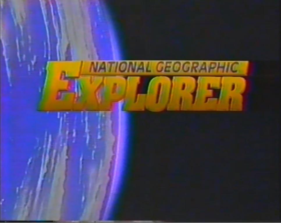 El explorador de National Geographic