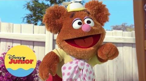 Fozzie Hora del Show Muppet Babies