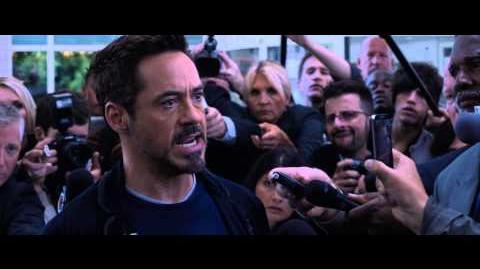 Iron Man 3 Clip oficial doblado -- Latinoamérica -- Tony desafía al Mandarin