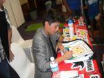 Jose antonio toledano firmando