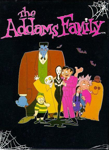 Los locos Addams (serie animada)
