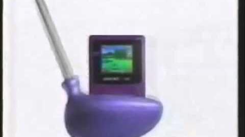 Mario Golf (GBC) (Comercial latino)