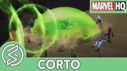 Marvel Rising La Batalla de las Bandas Parte 4