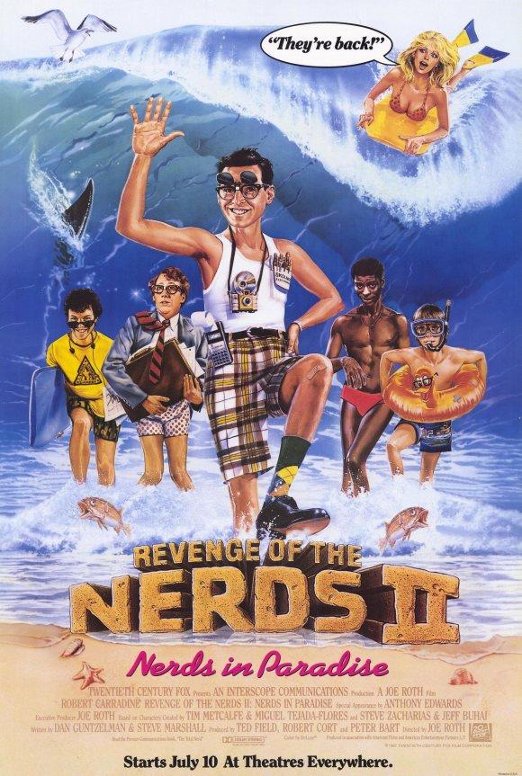 La venganza de los nerds 2